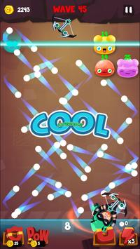 Jelly Bounzy! Physic Pulzze Game screenshot 1