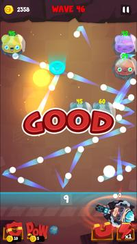 Jelly Bounzy! Physic Pulzze Game screenshot 2