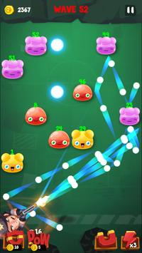Jelly Bounzy! Physic Pulzze Game screenshot 4