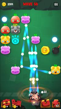 Jelly Bounzy! Physic Pulzze Game screenshot 6