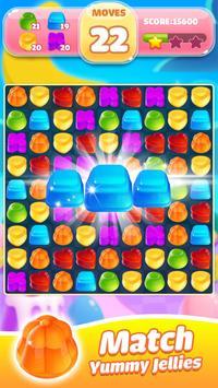 10 Schermata Jelly Jam Blast