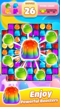 12 Schermata Jelly Jam Blast