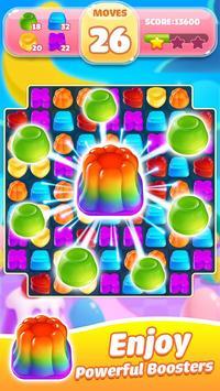 2 Schermata Jelly Jam Blast
