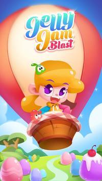 4 Schermata Jelly Jam Blast