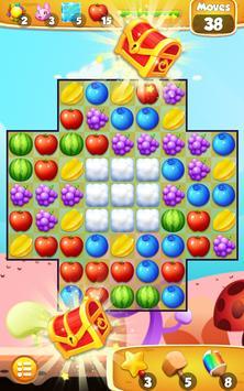 Jelly Mania Crush Fruit 스크린샷 6