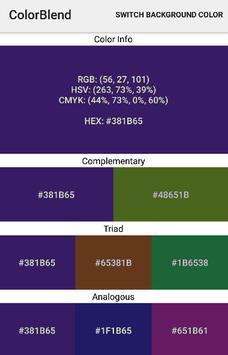 ColorBlend apk screenshot