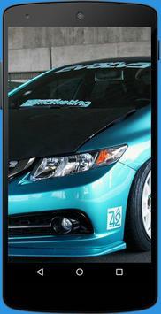 Modified Honda Typer Wallpapers screenshot 2