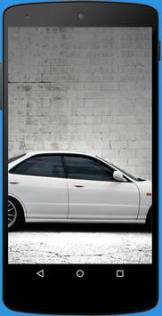 Modified Honda Integra Wallpapers poster