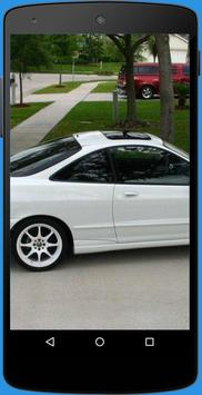 Modified Honda Integra Wallpapers screenshot 1