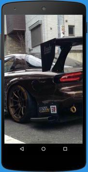 Modified Car Wallpapers screenshot 1