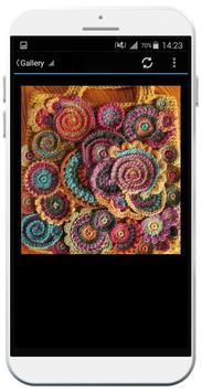 Freeform Crochet Patterns screenshot 1