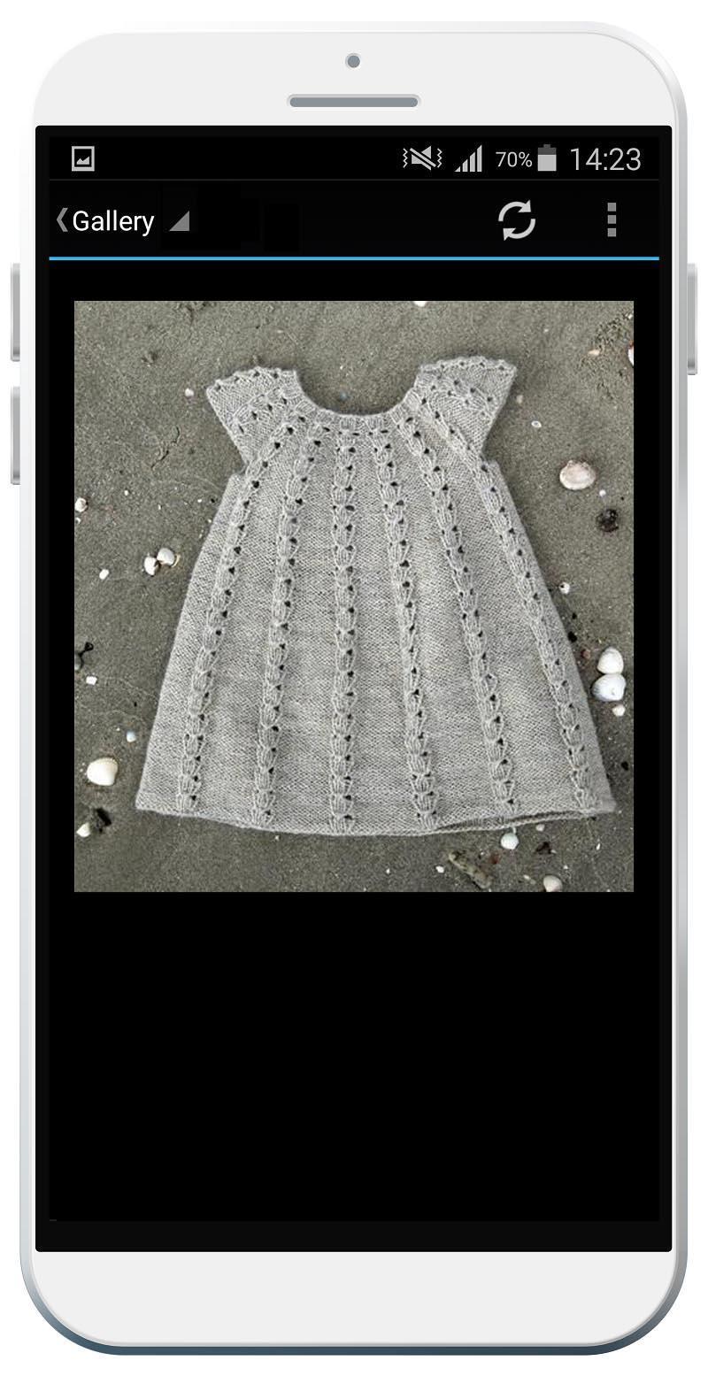 Vestido De Croche Infantil Para Android Apk Baixar