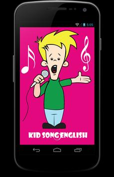 Kids Songs For English poster