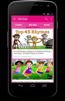 Kids Songs For English screenshot 5