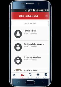 JFC Jatim Fortuner Club screenshot 4