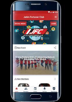 JFC Jatim Fortuner Club screenshot 1