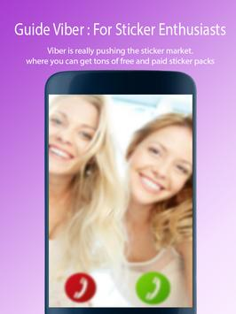 Guide For viber Video Call poster