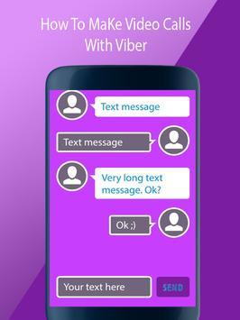 Guide For viber Video Call screenshot 1