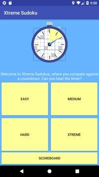 Extreme Sudokus poster