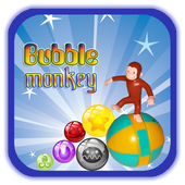 Monkey Bubble Shoot icon