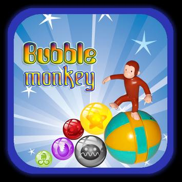 Monkey Bubble Shoot apk screenshot