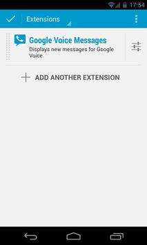Dash for Google Voice apk screenshot