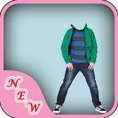 Boy Suit Photo Editor icon