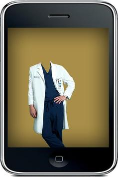 Doctor Photo Suit Fashion screenshot 4