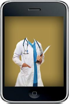 Doctor Photo Suit Fashion poster