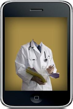 Doctor Photo Suit Fashion screenshot 2
