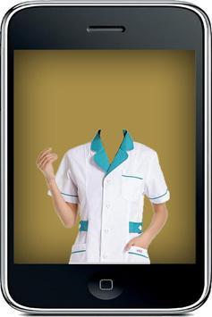 Doctor Photo Suit Fashion apk screenshot