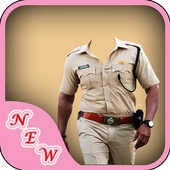 Police Suit Camera Maker icon