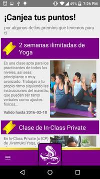 Jivamukti Yoga Puebla apk screenshot