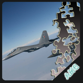 Jigsaw Puzzles Aircraft icon