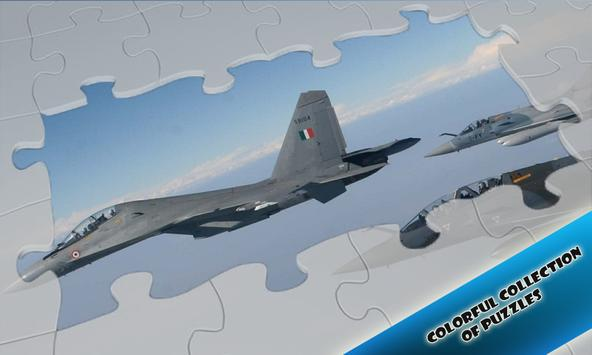 Jigsaw Puzzles Aircraft apk screenshot