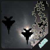 Jigsaw Airplane Fighters icon
