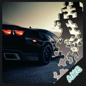 Jigsaw Puzzles Fast Cars icon