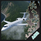 Jigsaw Puzzles Large Airplanes icon