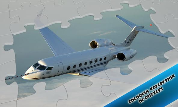 Jigsaw Puzzles Large Airplanes apk screenshot