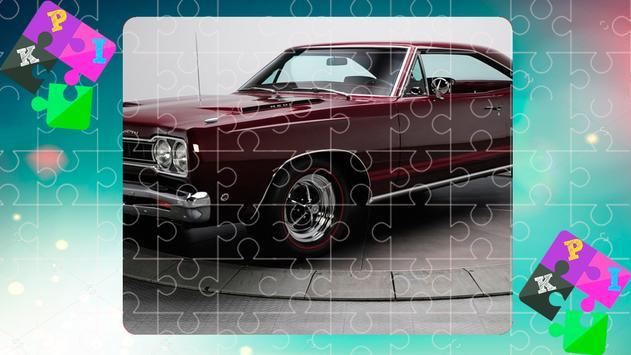 Jigsaw Puzzles Muscle Cars 2 screenshot 1
