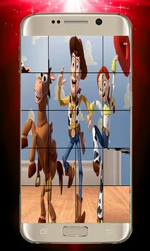 Toy Story Puzzle screenshot 3