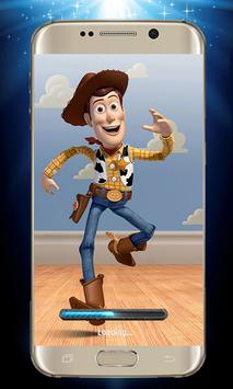 Toy Story Puzzle poster