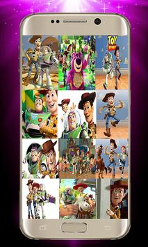 Toy Story Puzzle screenshot 1