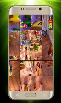 Toy Story Puzzle screenshot 4