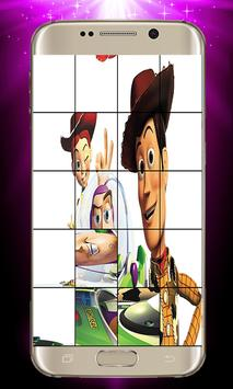 Toy Story Puzzle screenshot 6