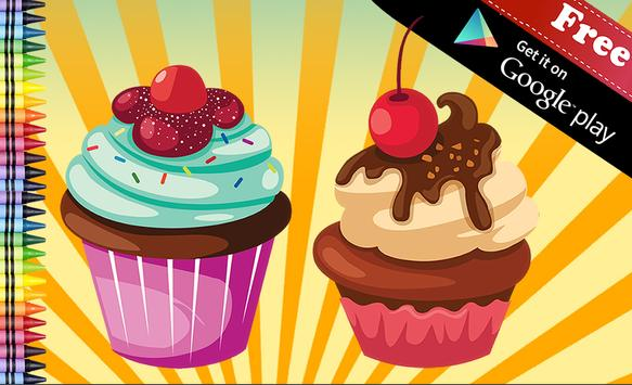 Jigsaw Puzzle Cupcakes poster