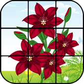 Jigsaw Puzzle Flowers icon