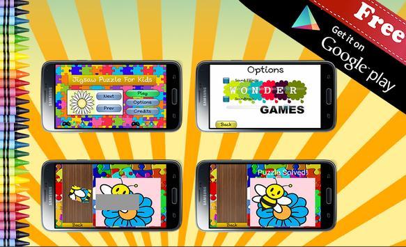 Jigsaw Puzzle Flowers apk screenshot