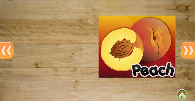 Fun Food Puzzle Game screenshot 1