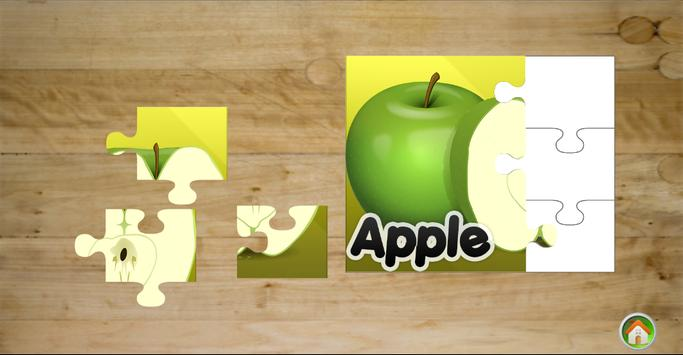 Fun Food Puzzle Game screenshot 2